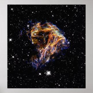 Poster de la nebulosa n49