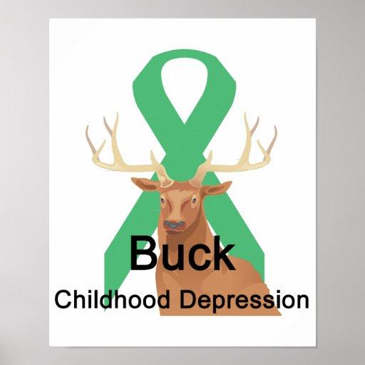 Poster de la Niñez-Depresión del dólar