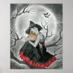 Poster de la noche de Halloween