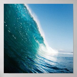 Poster de la onda de fractura póster