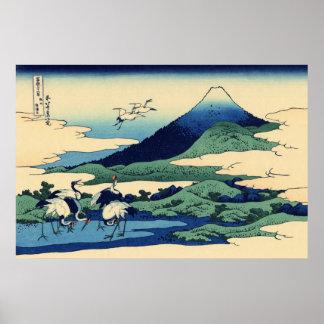 Poster de la opinión 31 del monte Fuji