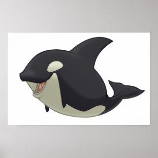 Poster de la orca