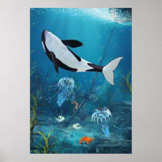 Poster de la orca II