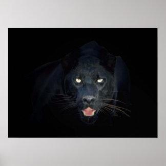 Poster de la pantera negra