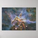 Poster de la pared de la nebulosa de Carina - mura