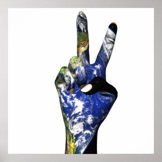 Poster de la paz
