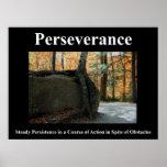 Poster de la perseverencia