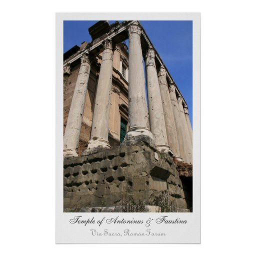Poster de la perspectiva del templo