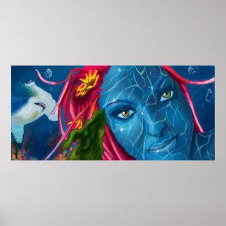 Poster de la pintada