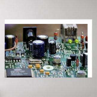 poster de la placa de circuito 4
