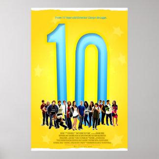 Poster de la premier - cómo sobrevivir el 10mo gra