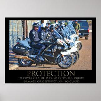 Poster de la protección
