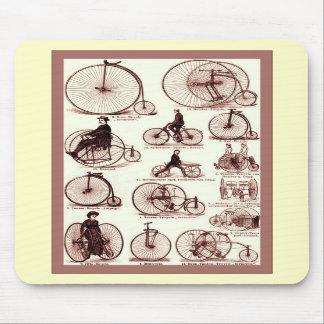 Poster de la publicidad del vintage del ~ de los v tapetes de ratones