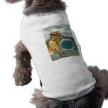 Poster de la publicidad del vintage del jabón de l camisetas de perrito