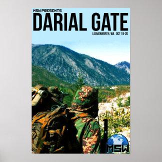 Poster de la puerta de Darial