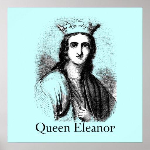 Poster de la reina Eleanor