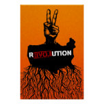 Poster de la revolución americana