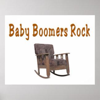 poster de la roca de los nacidos en el baby boomes