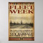 Poster de la semana de la flota