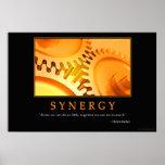Poster de la sinergia