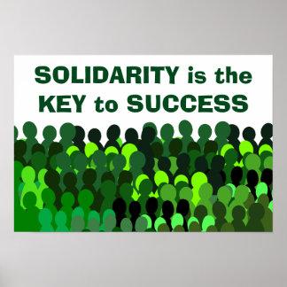 Poster de la solidaridad
