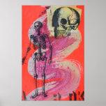 Poster de la tarjeta 2 de la muerte