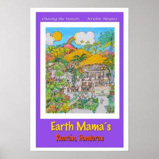 Poster de la tierra de mamá