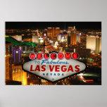 Poster de la tira de Las Vegas