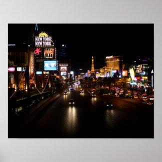 Poster de la tira de Viva Las Vegas
