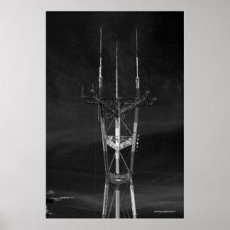 Poster de la torre de Sutro