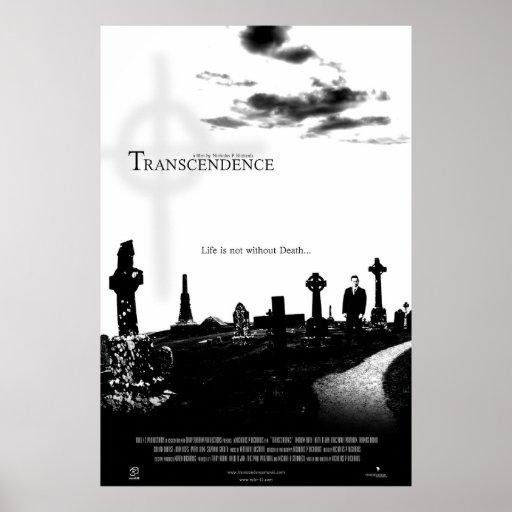 Poster de la trascendencia