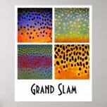 Poster de la trucha del Grand Slam