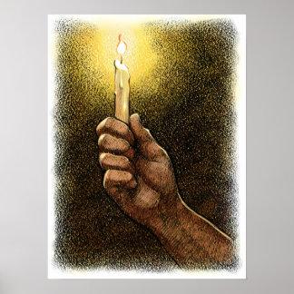 Poster de la vela