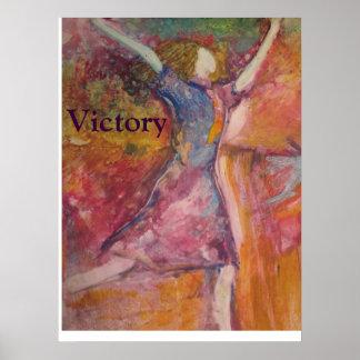 Poster de la victoria