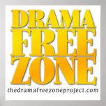 Poster de la zona franca del drama