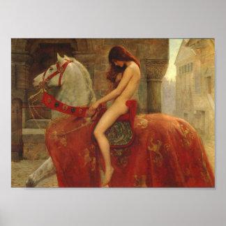 Poster de Lady Godiva