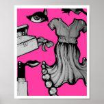 Poster de las cosas de las señoras