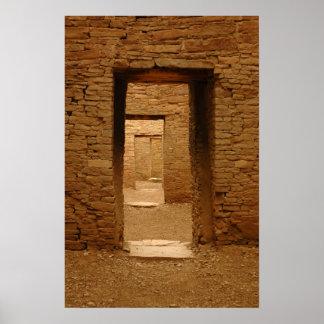 Poster de las entradas de Chaco