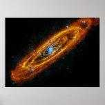 Poster de las estrellas del Andromeda