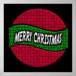 Poster de las Felices Navidad 2