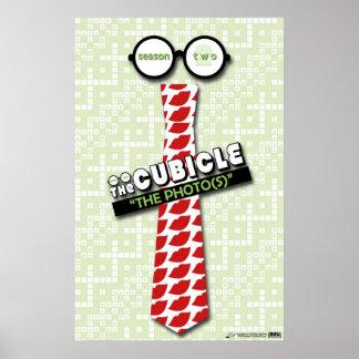 """Poster """"de las fotos"""" del """"theCUBICLE """""""