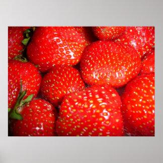 Poster de las fresas