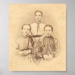 Poster de las hermanas