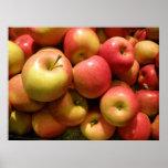 "Poster de las manzanas de Pennsylvania, 30,67"" X 2"