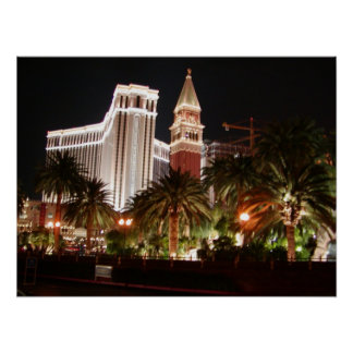 Poster de las noches de Vegas