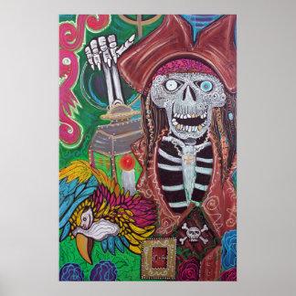 Poster de las noches del pirata póster