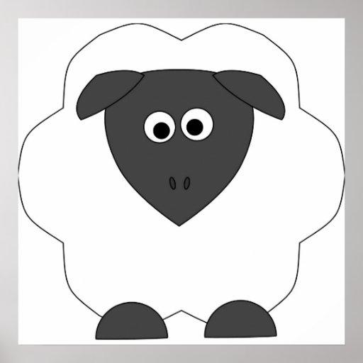 Poster de las ovejas