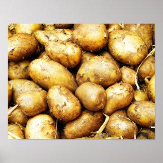 Poster de las patatas