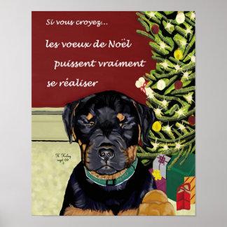 Poster de Les Voeux de Noel