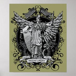 Poster de Libertas